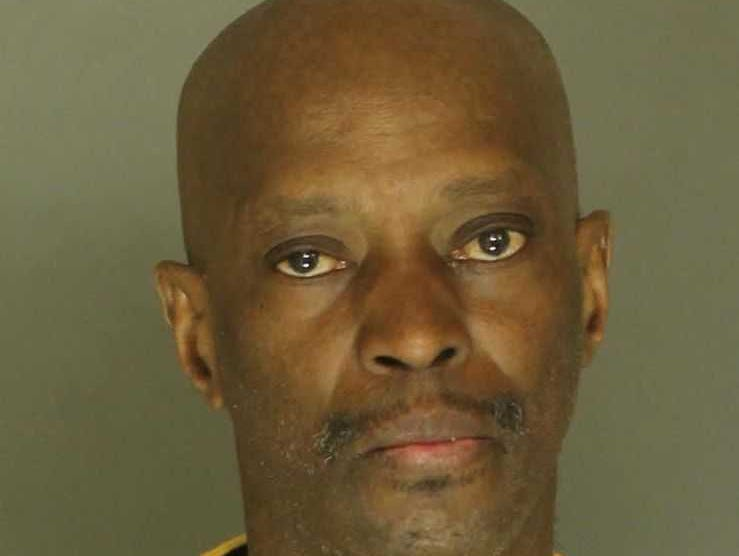 Russell Williams, arrested for forgery, theft and receiving stolen property.