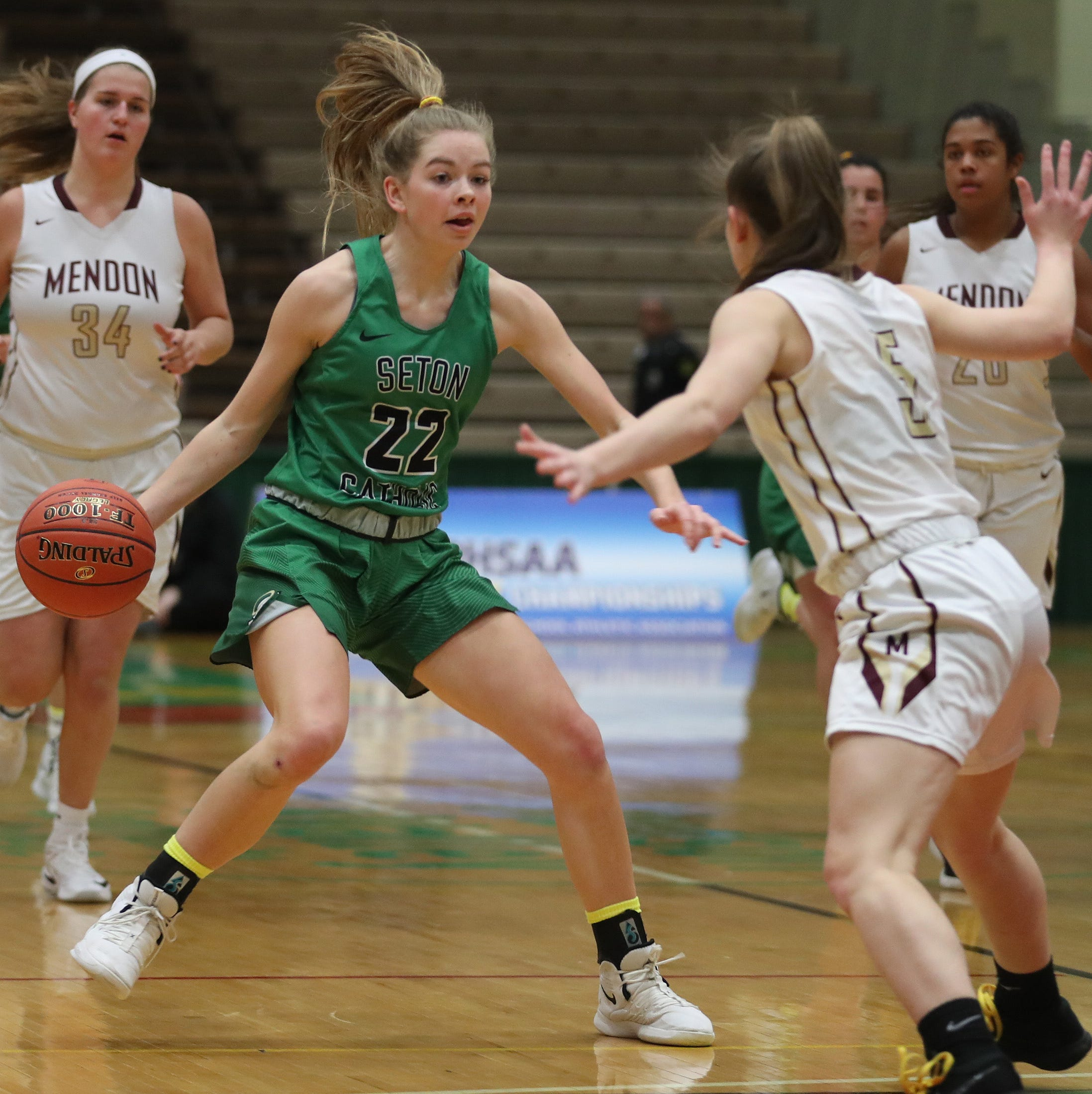 Girls Basketball: Third-quarter struggles cost Seton Catholic Central in Class A final