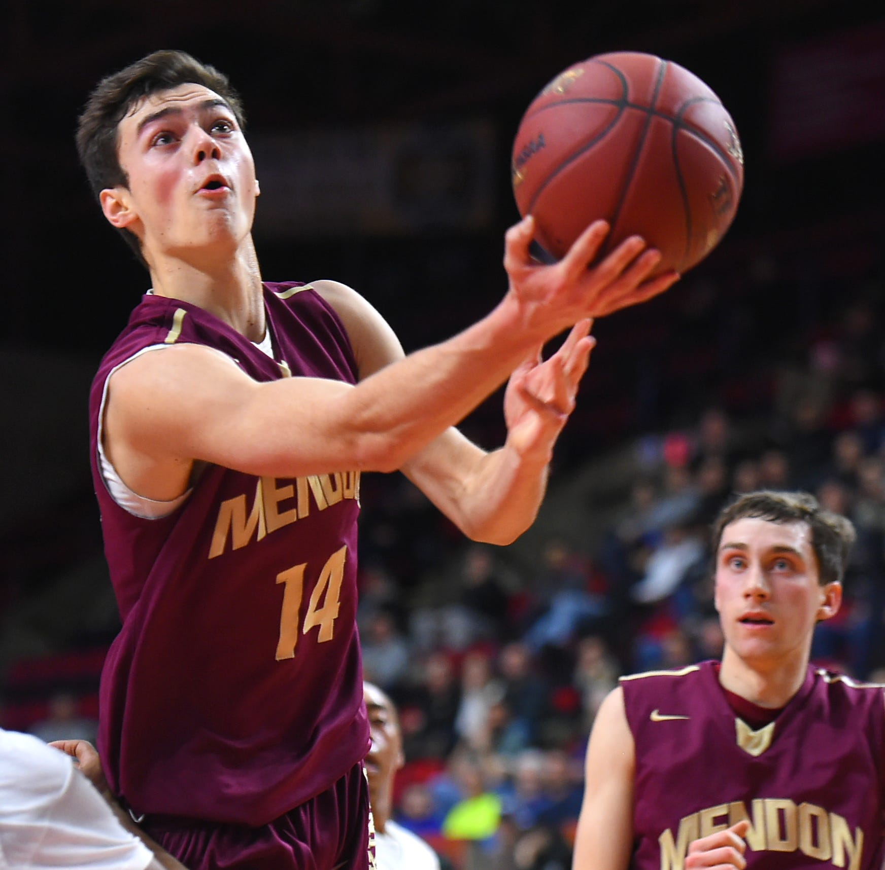 Pittsford Mendon's perfect season crumbles in final minutes of Class A state championship