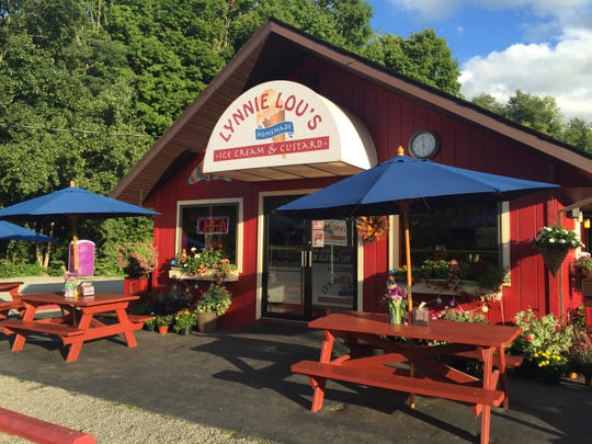 Lynnie Lou's Homemade Ice Cream and Custard is at 8665 State Route 21 in Naples.