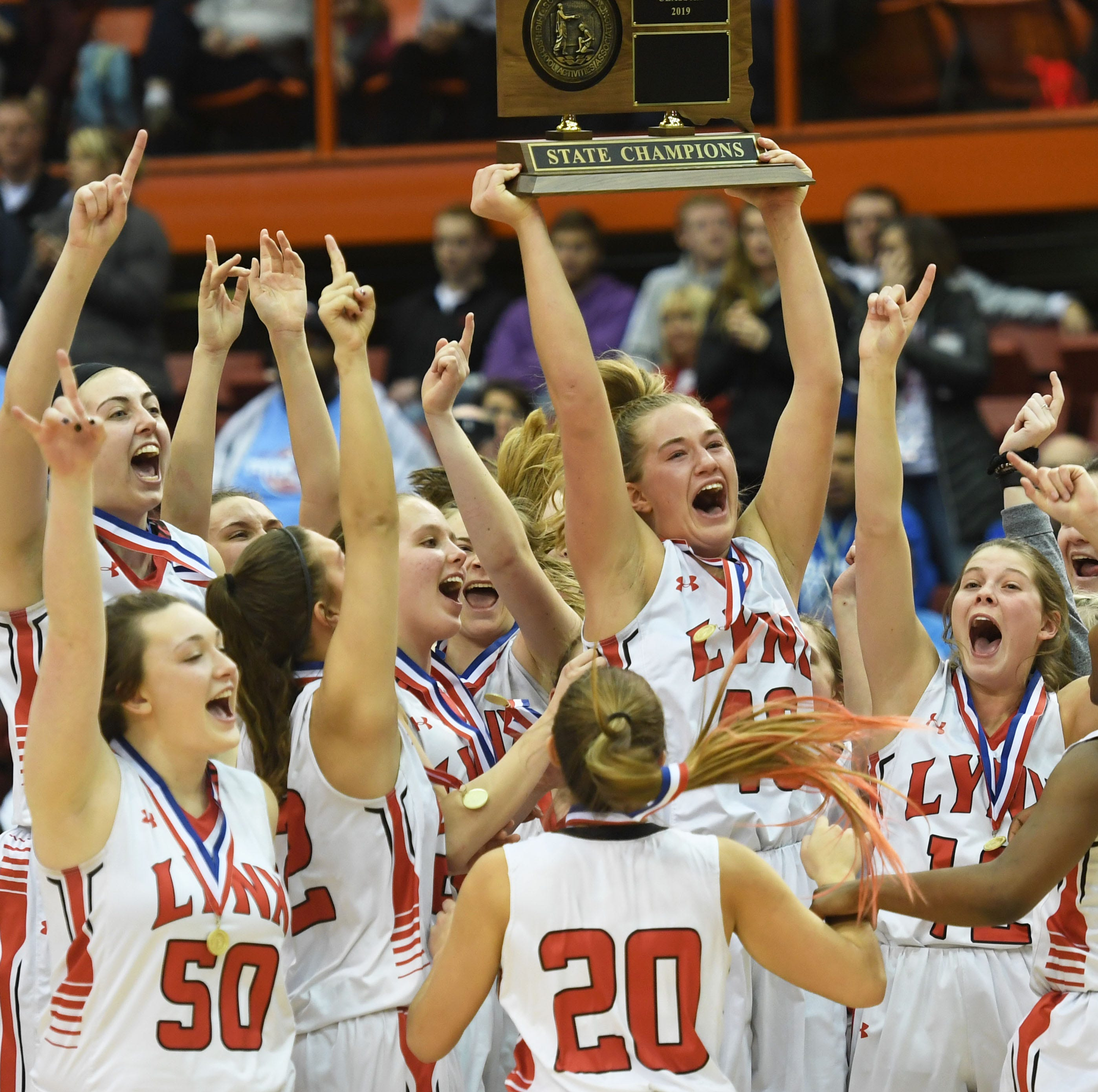 Senior Sendoff: Brandon Valley girls roll to state crown