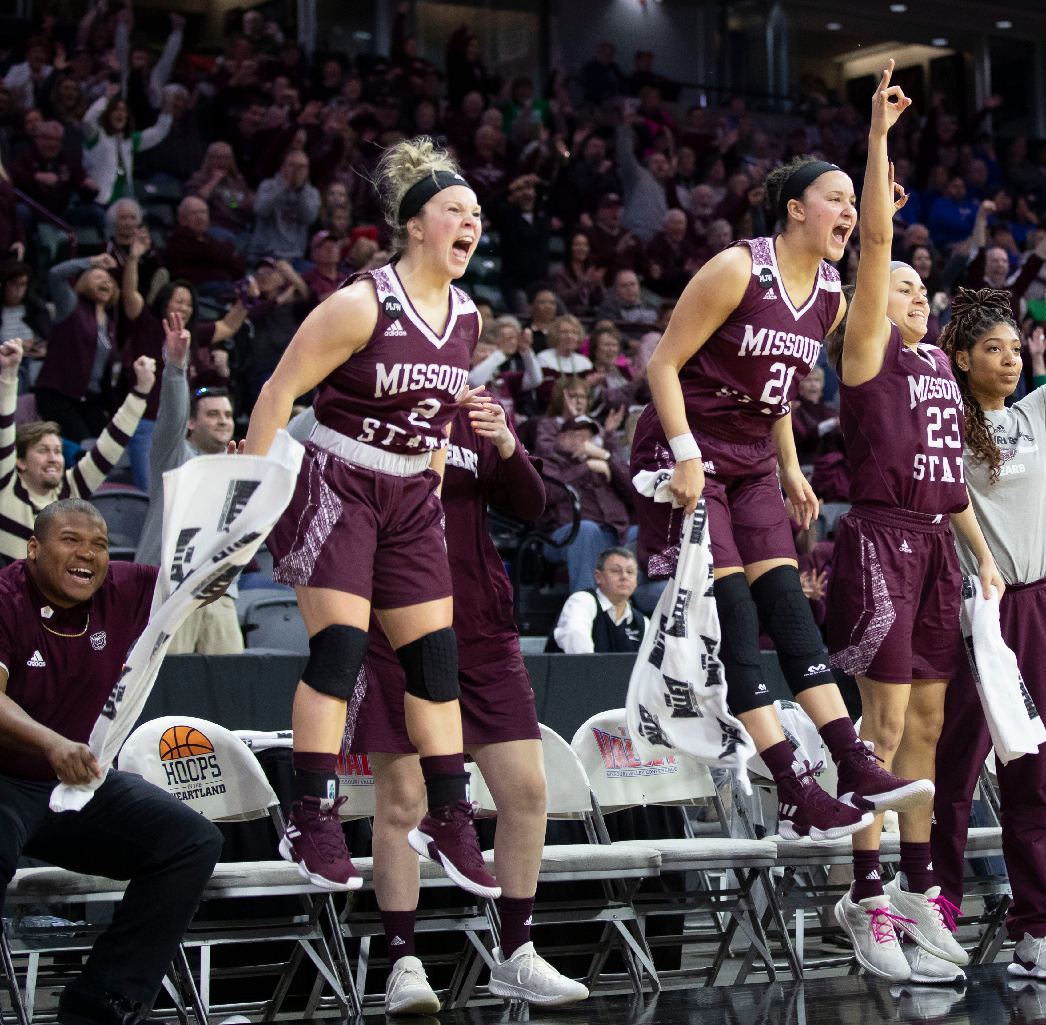 How Missouri State fans reacted to Lady Bears advancing to the NCAA Tournament