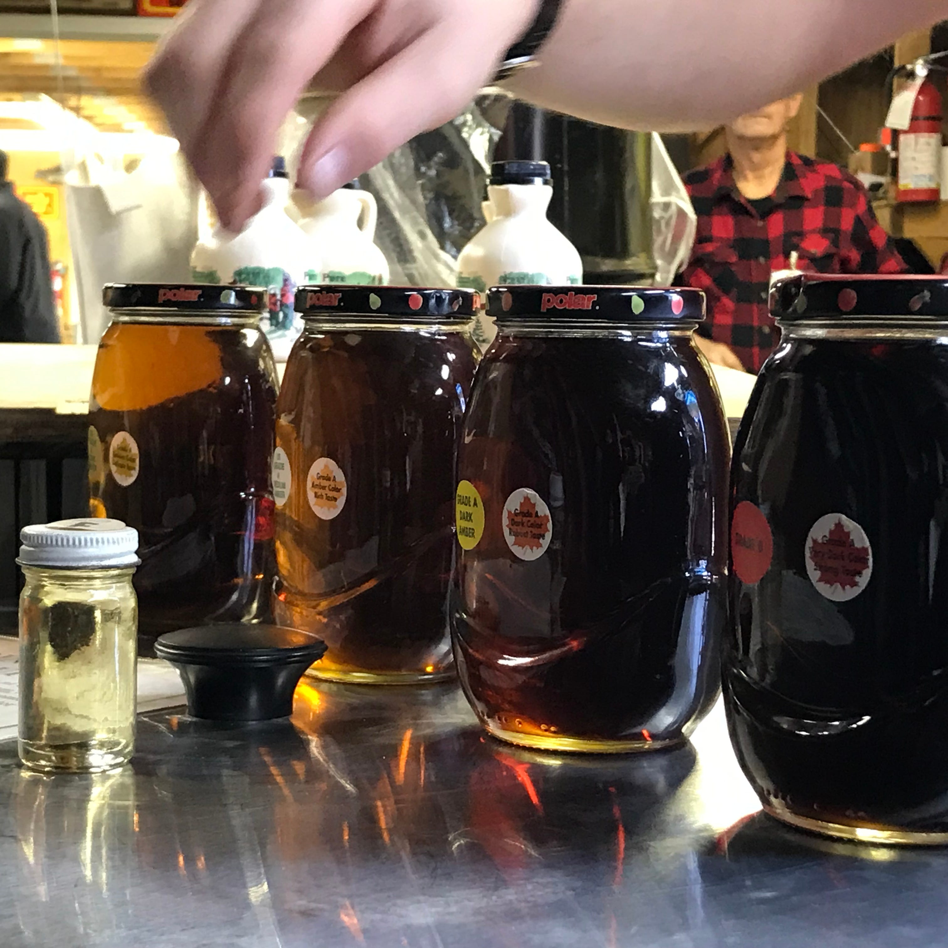 Pancakes, sugar camps and maple syrup at Virginia Highland Maple Festival