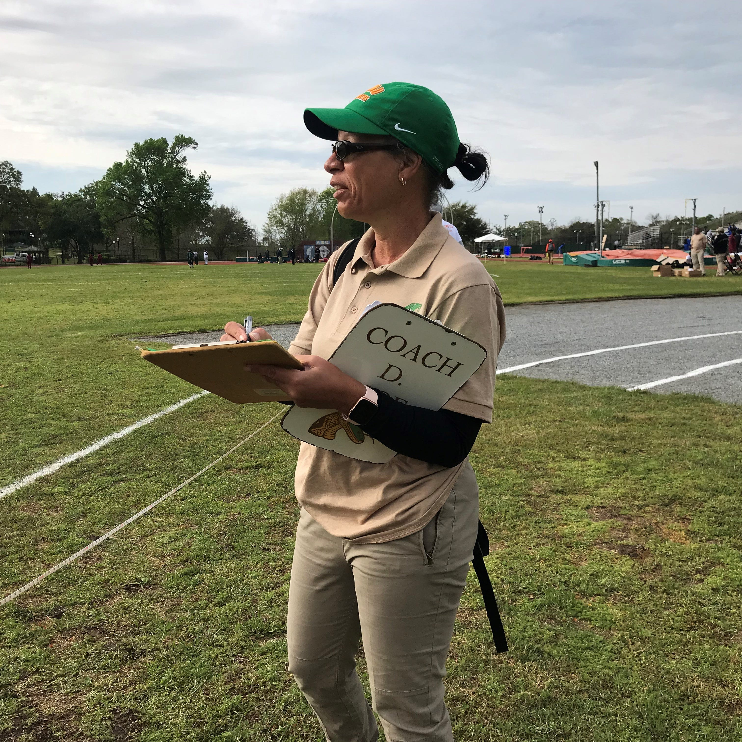 FAMU director of track and field Darlene Moore resigns