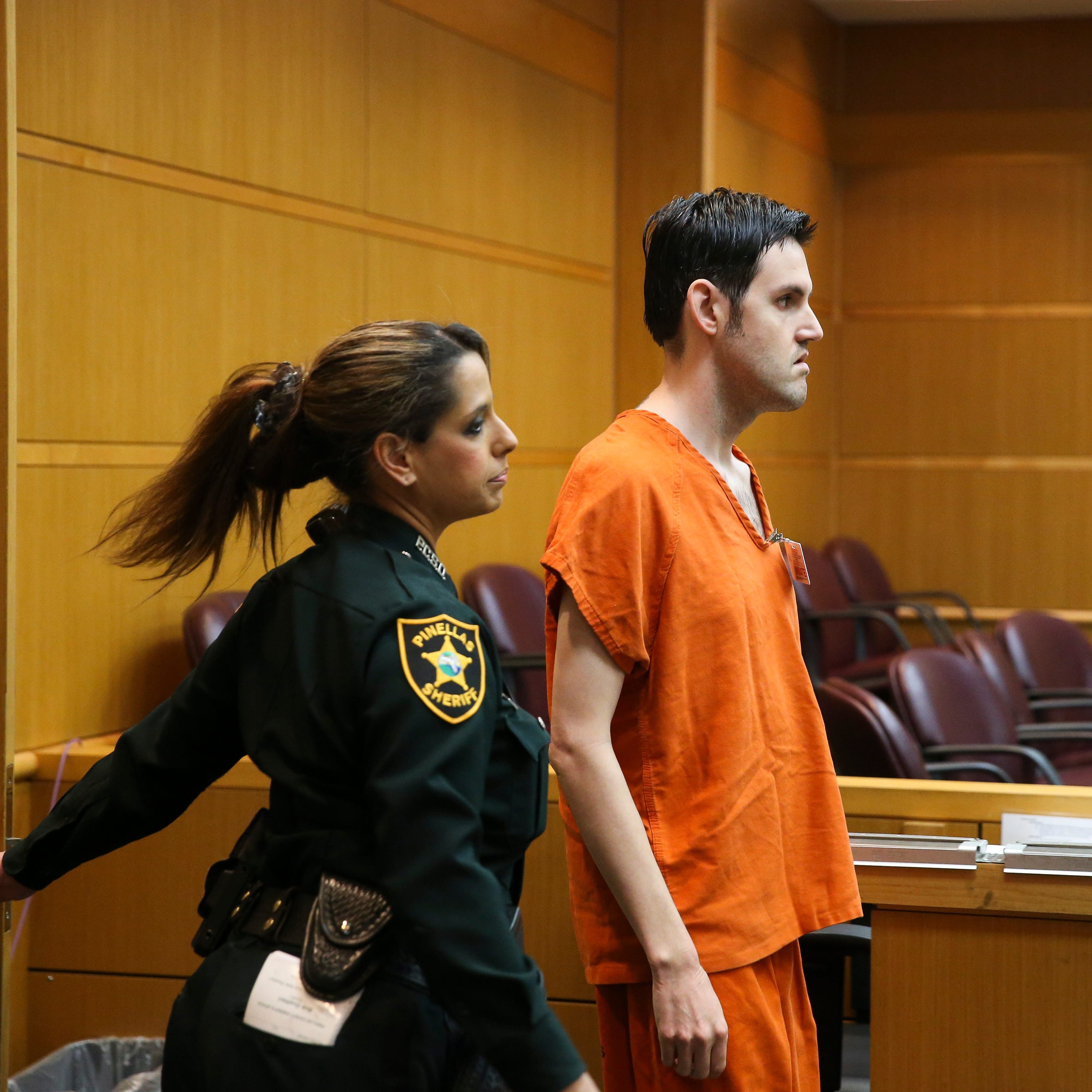 Insanity defense set for Florida man who dropped his 5-year-old daughter off bridge to her death