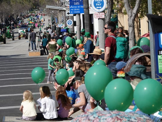 A number of events in Ventura County have been canceled due to the coronavirus pandemic, including Saturday's annual St. Patrick's Day parade in Ventura.