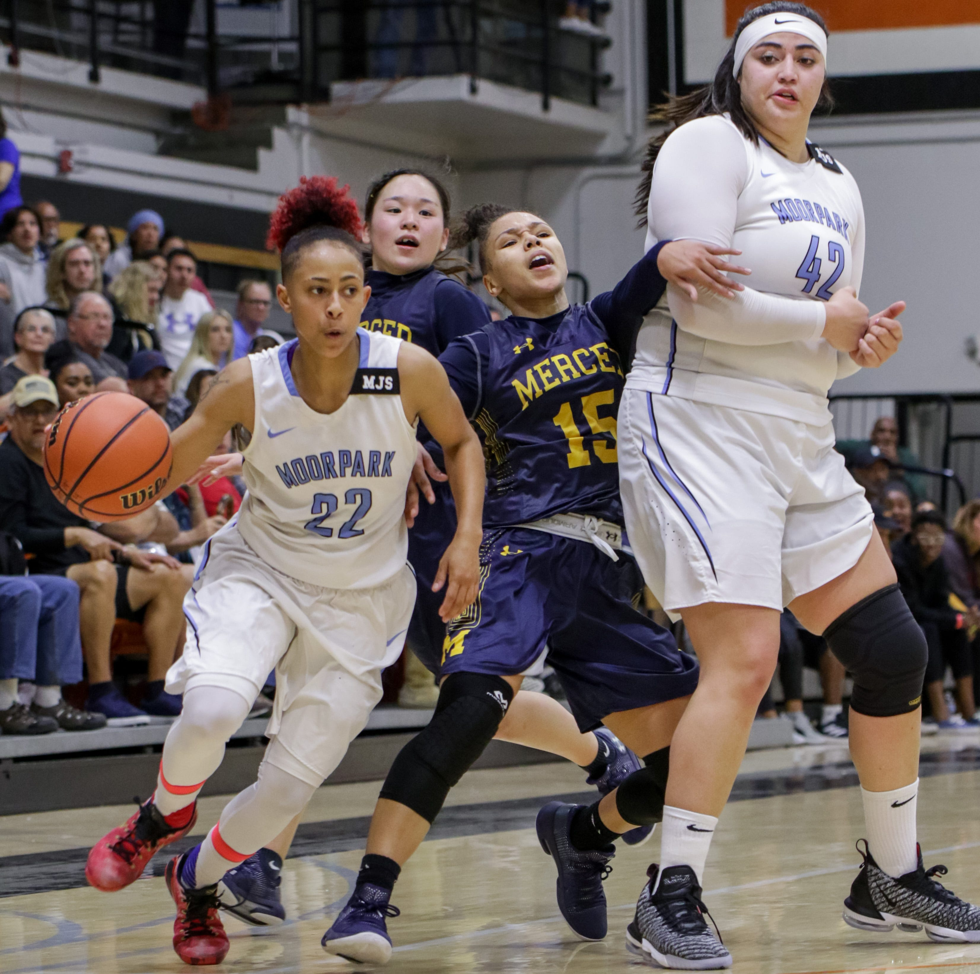 Moorpark College women advances state basketball final for first time in program history