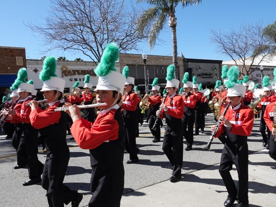Saturday's scheduled St. Patrick's Day parade in Ventura has been canceled because of the coronavirus pandemic.