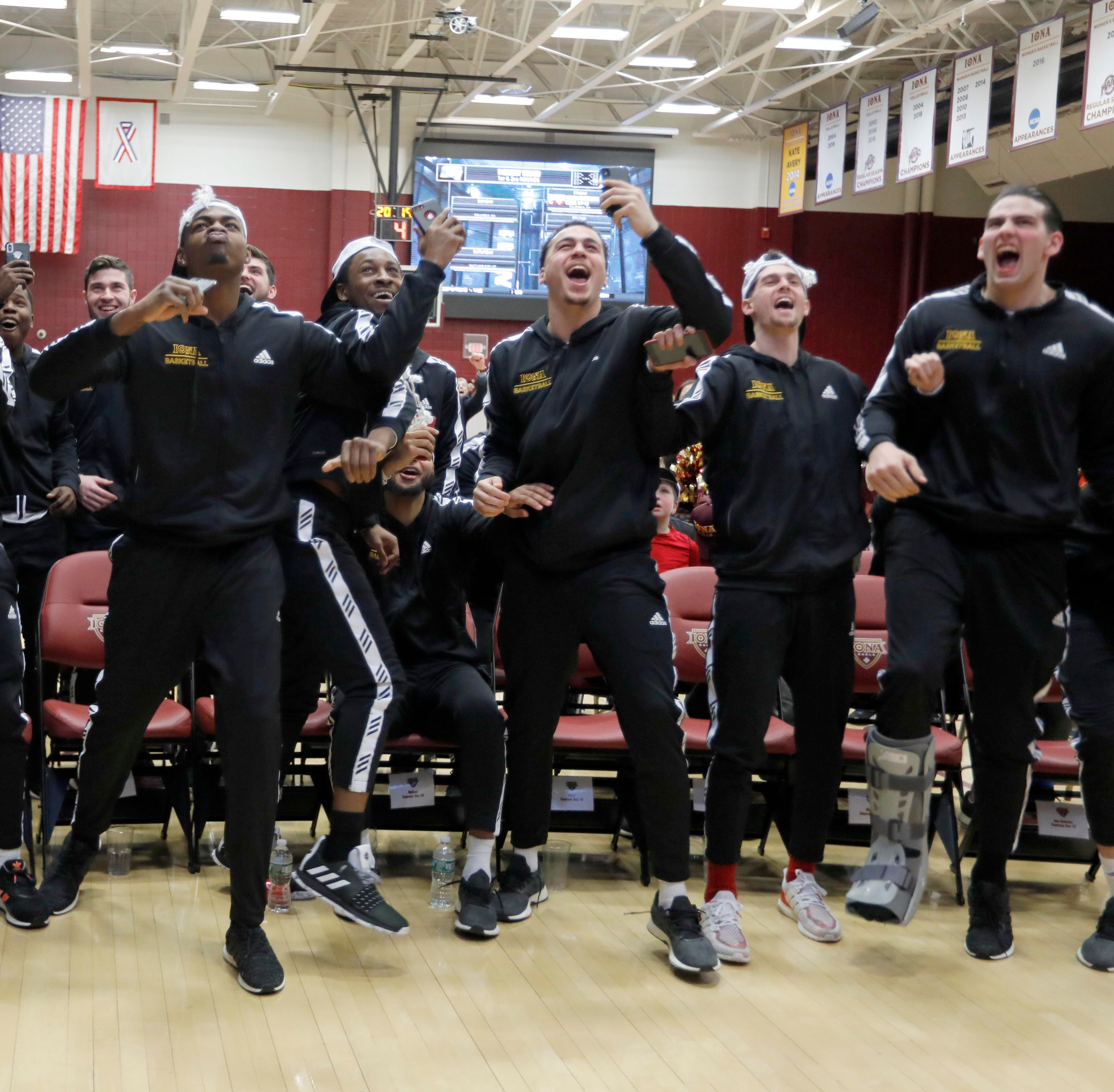 NCAA Tournament: Iona draws another 'blue blood' in North Carolina
