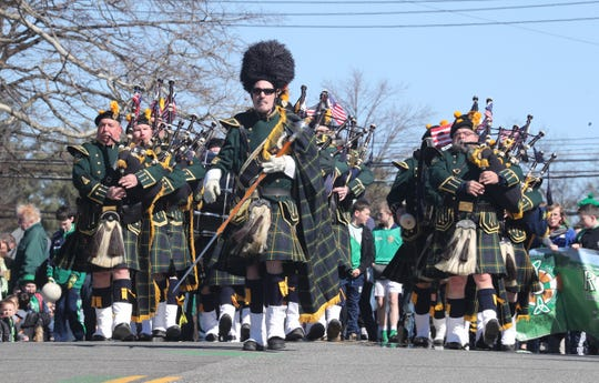 Thousands took part in the 57th annual Pearl River St. Patrick's Day Parade March 17, 2019. The annual Pearl River parade is the second largest parade in the New York State, after New York City's parade.