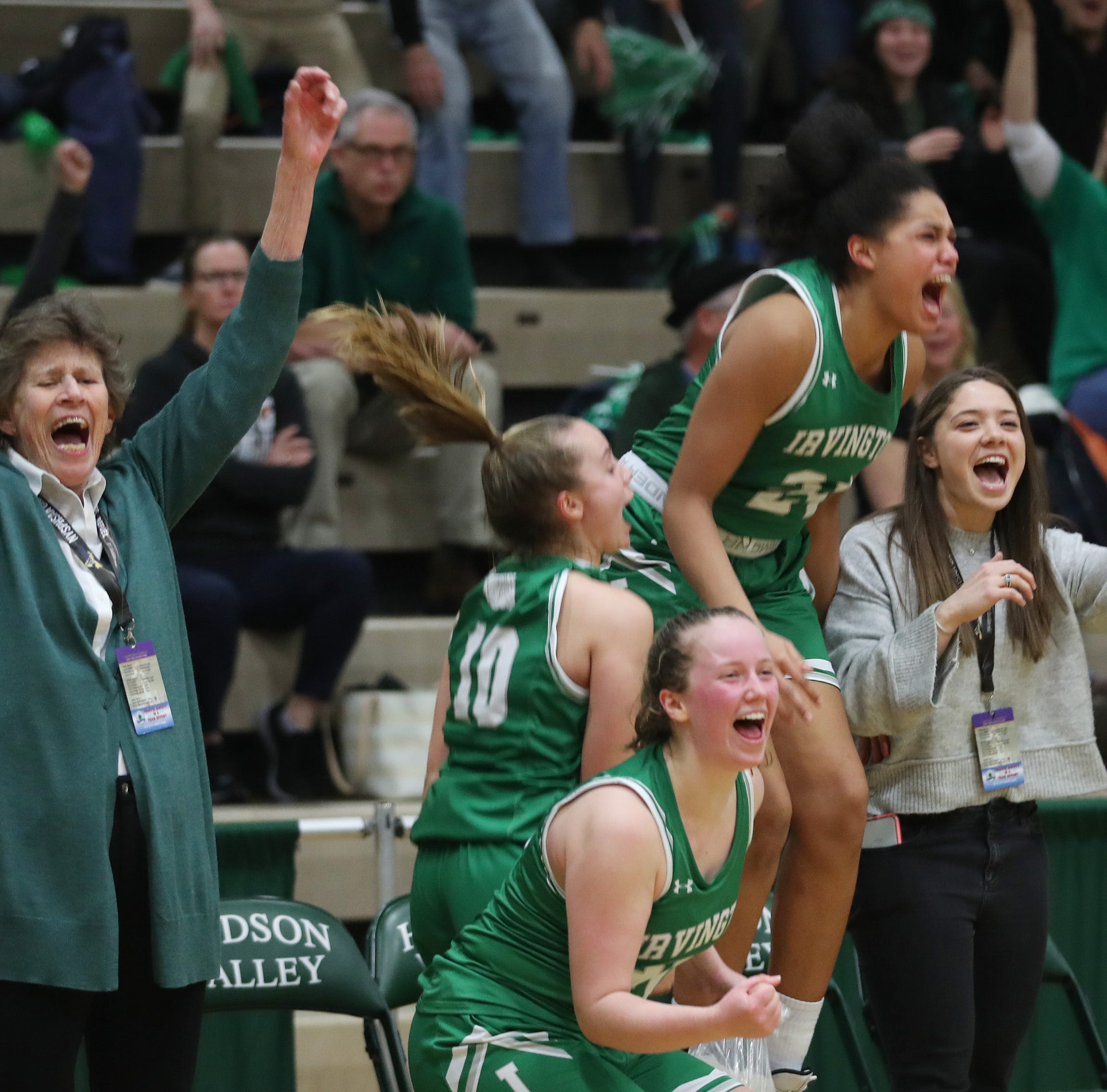 Girls basketball: Irvington defies odds to win Class B state championship