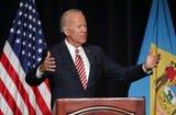 Watch Joe Biden's full speech from the First State Democratic Dinner
