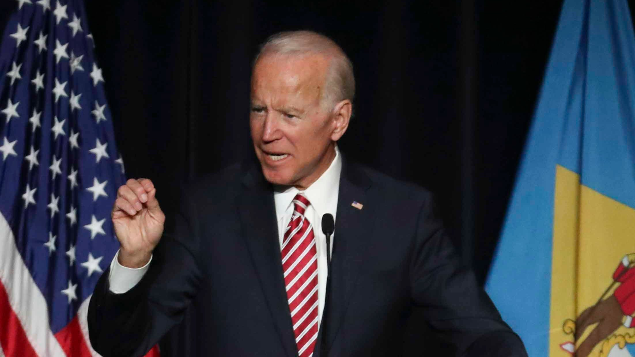 The 5 ways Joe Biden and his squad are hinting at a 2020 presidential run
