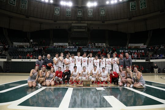 The Sheridan Generals will play Columbus South at 6 p.m. today at Ohio State's Value City Arena.