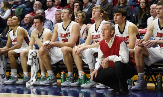 Belmont coach Rick Byrd and the Bruins were left out of the field as a notable snub on Selection Sunday.