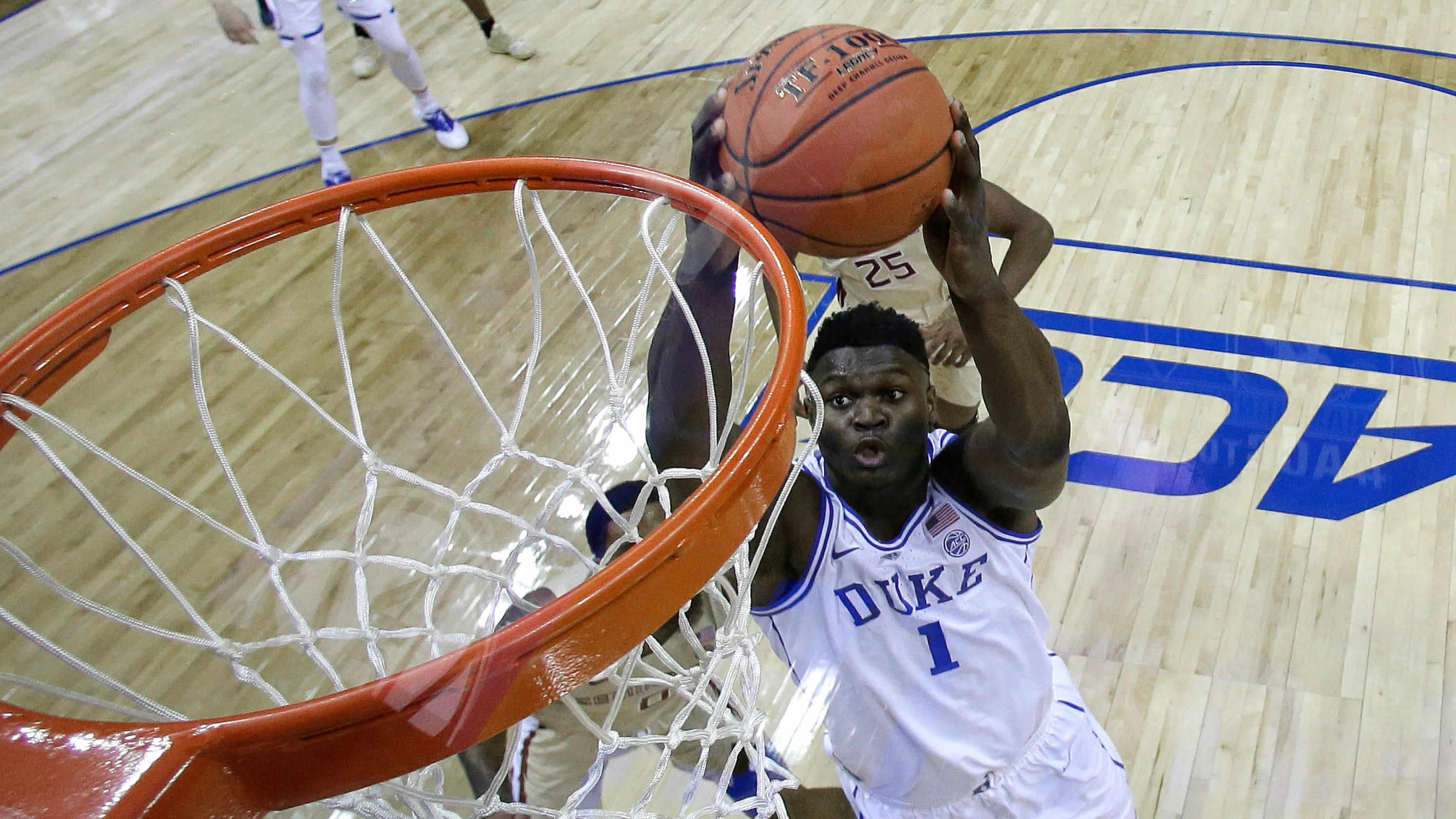 4c6eab03cbd8 Zion Williamson shows how one-and-done can benefit colleges and NBA