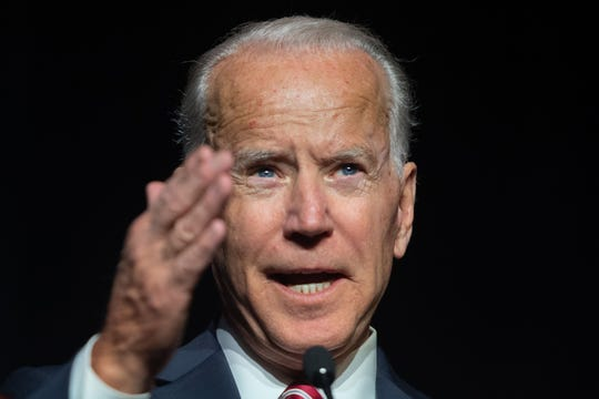 Former Vice President Joe Biden generated the most excitement of candidates and potential candidates among those surveyed in the USA TODAY/Suffolk Poll.