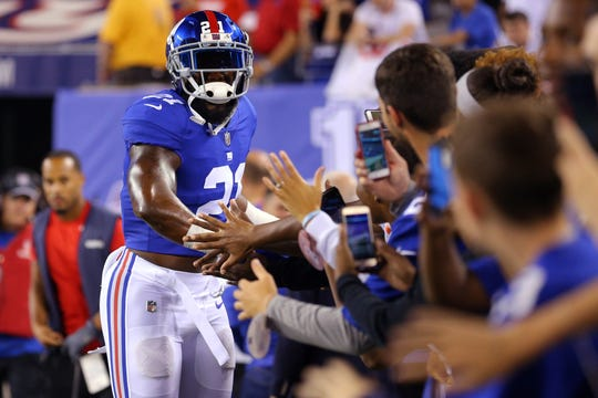 Former Giants safety Landon Collins signed a 6-year, $84 million pact with Washington.
