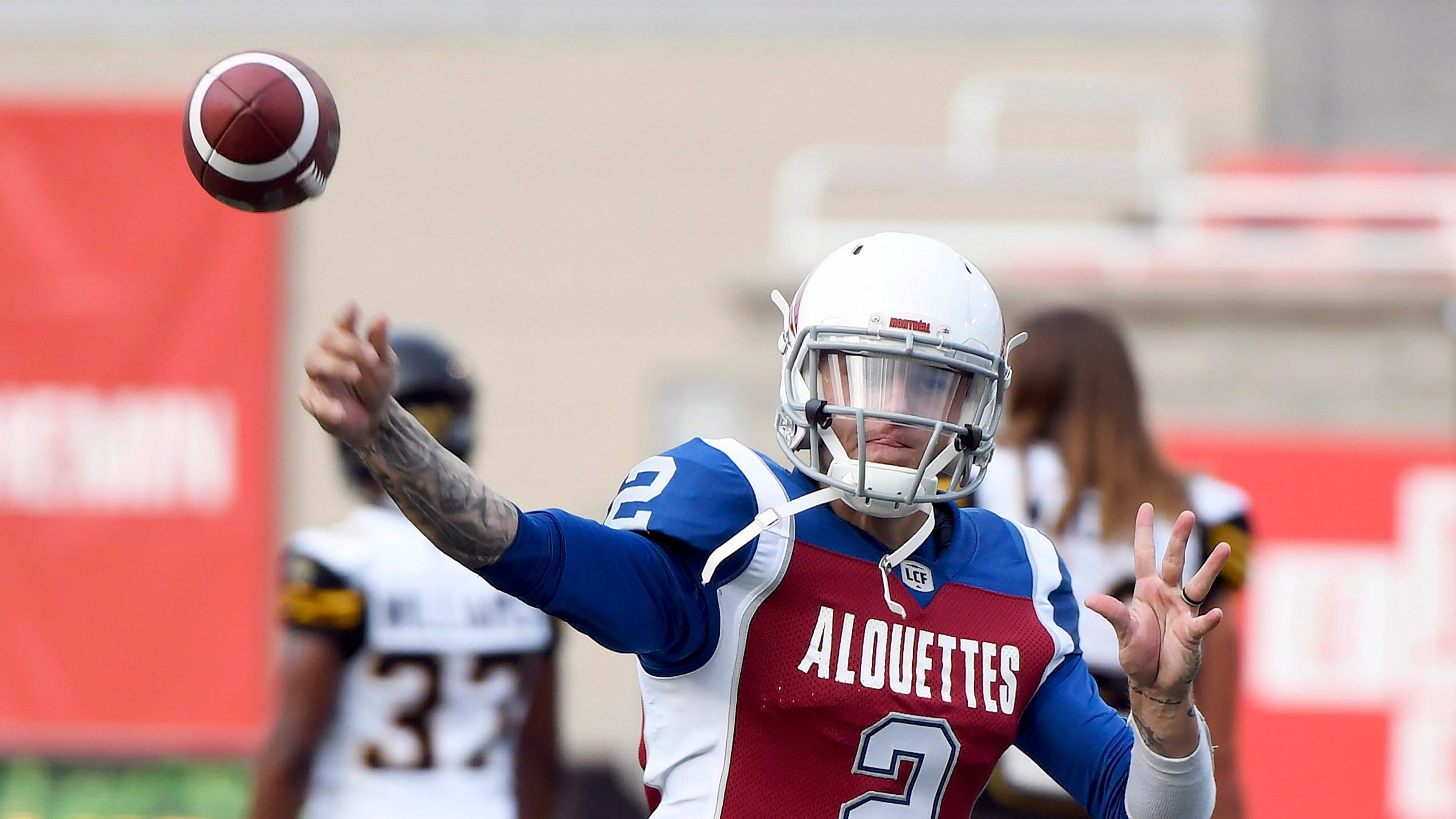 Johnny Manziel joining Alliance of American Football s Memphis Express f118bd99d