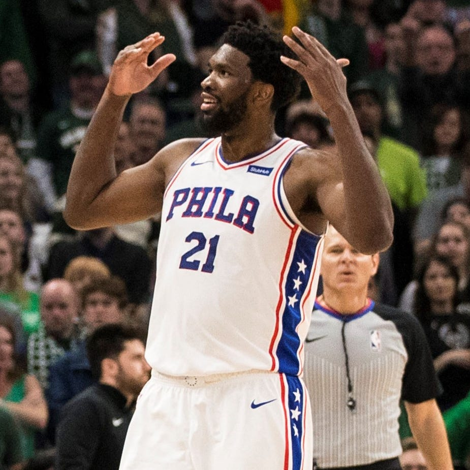 Joel Embiid, 76ers outduel Giannis Antetokounmpo, Bucks in thriller