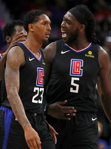 Clippers redefining NBA bench play 8fb413ae7