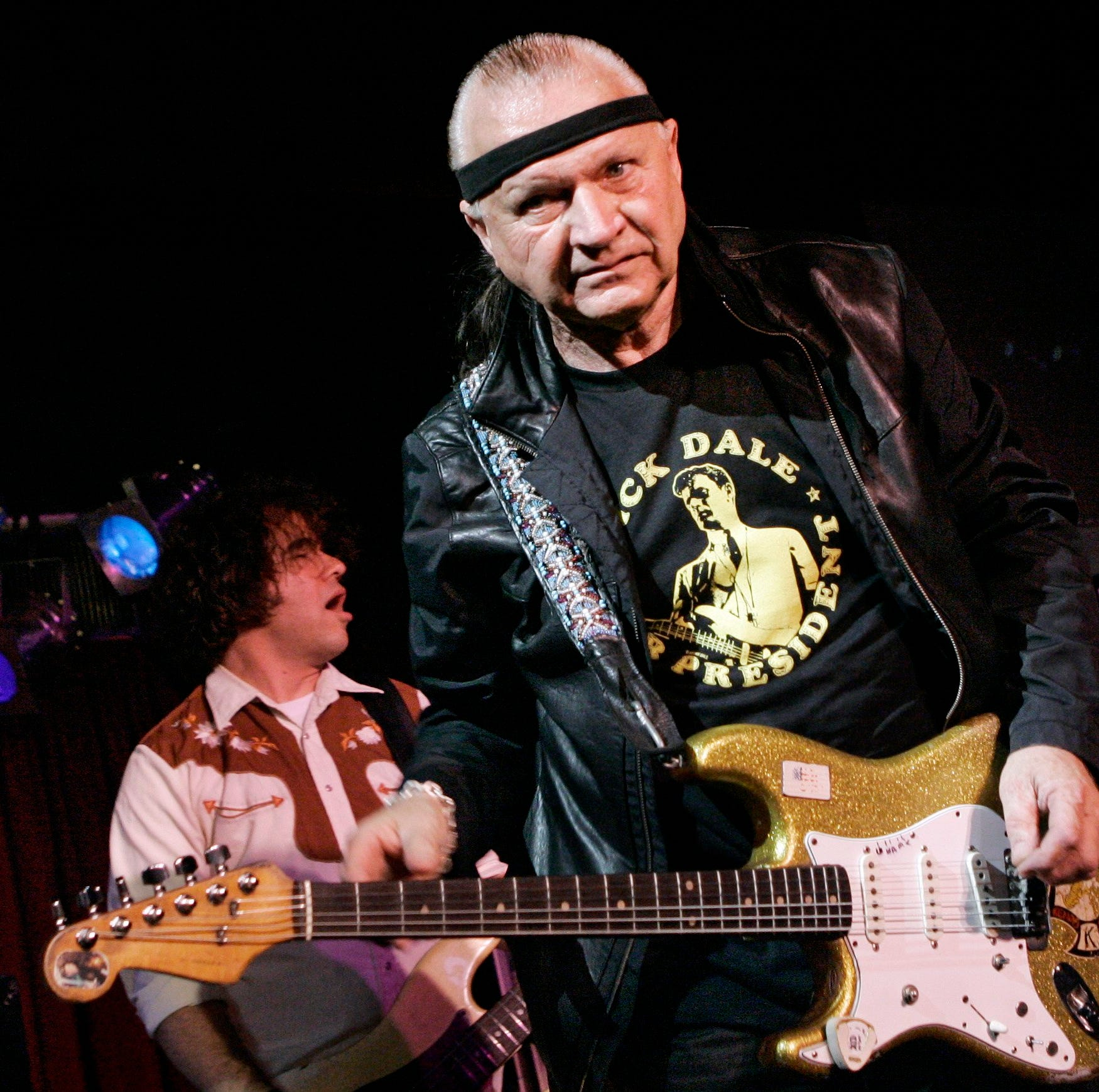 Dick Dale, the King of Surf Guitar, was also a king at the Jersey Shore
