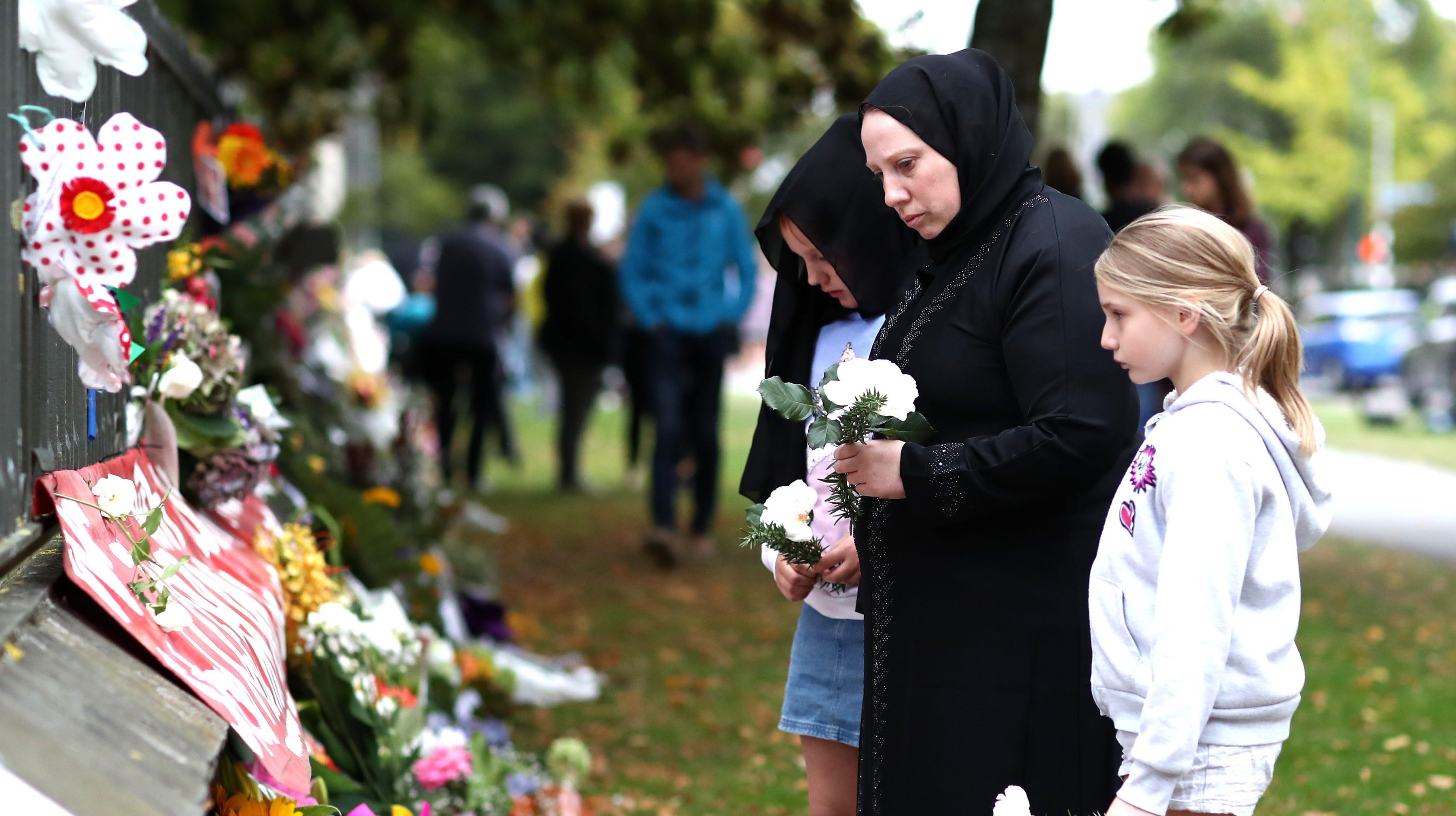 Gunman Christchurch Pinterest: New Zealand Christchurch Attack: Jacinda Ardern Vows