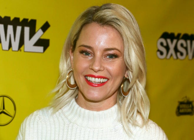 """Elizabeth Banks arrives for the world premiere of the series """"Shrill"""" at the State Theatre during South by Southwest Film Festival on March 11, 2019, in Austin, Texas."""