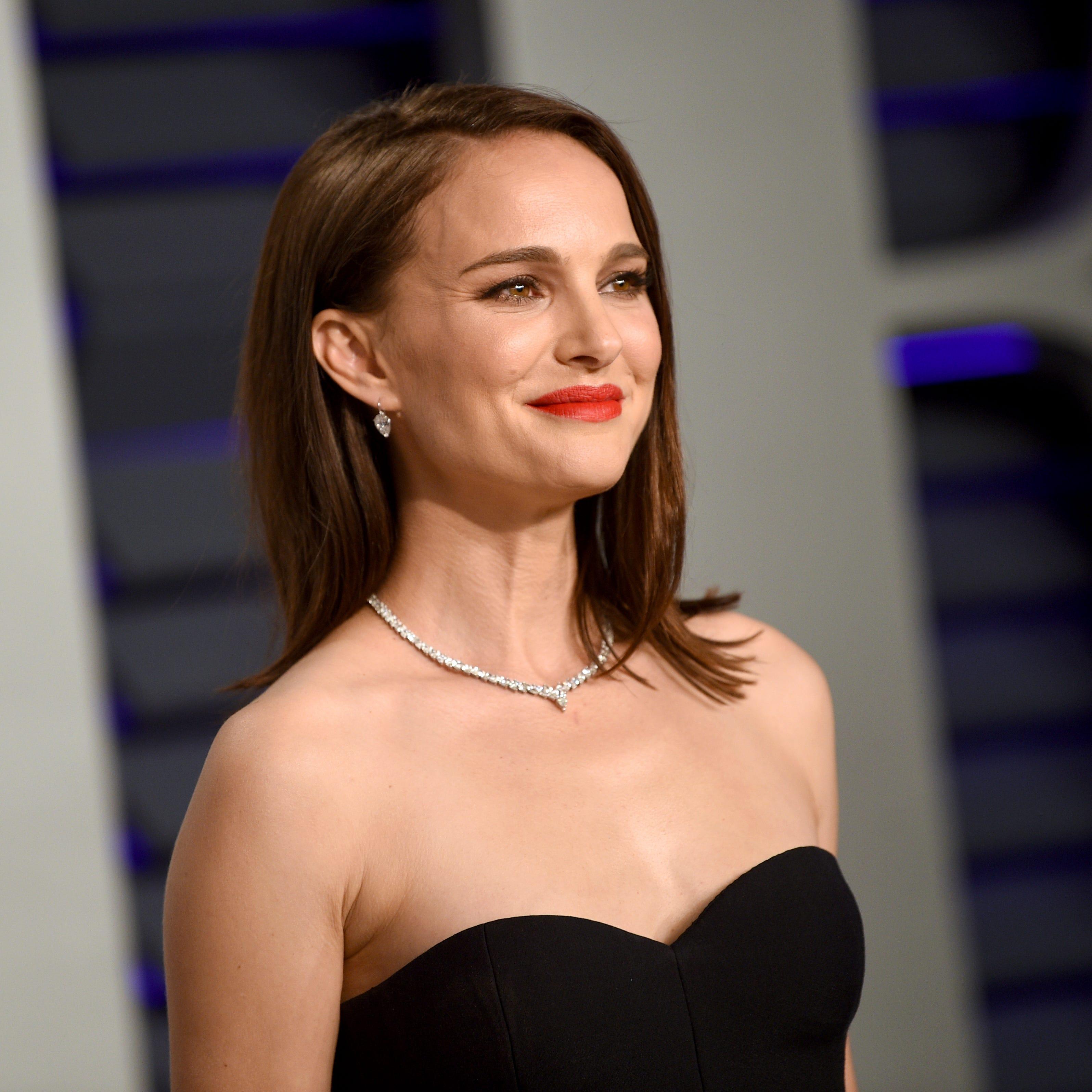 Natalie Portman to star in movie based on diaper-wearing astronaut Lisa Nowak