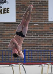 Appleton native Matt Wilke will compete in the NCAA Division III national championships in diving starting Wednesday in Greensboro, N.C.