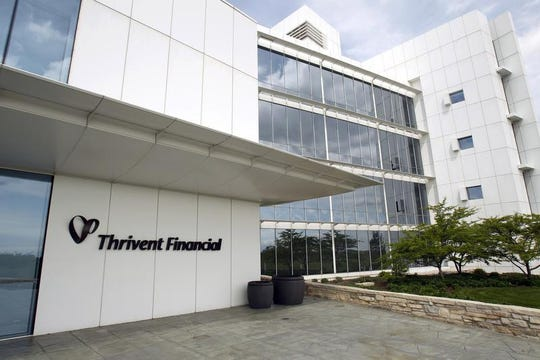 Thrivent Financial in Appleton.