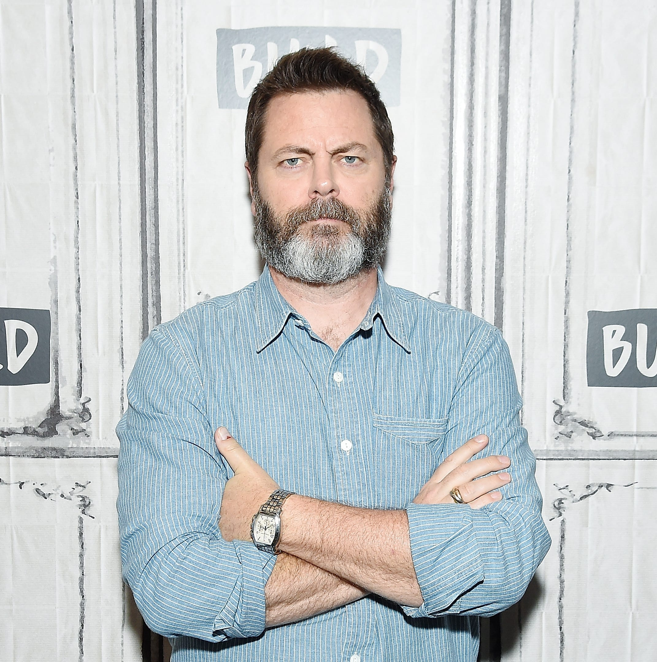 'Parks and Rec' star Nick Offerman — aka Ron Swanson — is coming to Knoxville