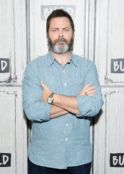 Nick Offerman will visit the Fox Cities Performing Arts Center in Appleton on Sept. 11.