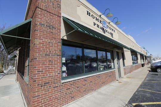 Hometown Pharmacy is expanding in the Fox Cities. Here, the Appleton branch recently relocated to 1350 W. College Ave.