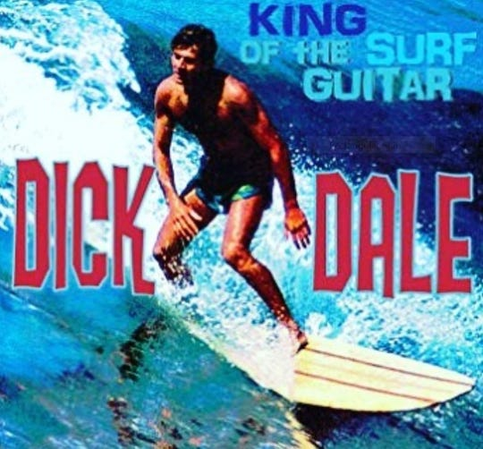"Dick Dale's ""King of the Surf Guitar"""