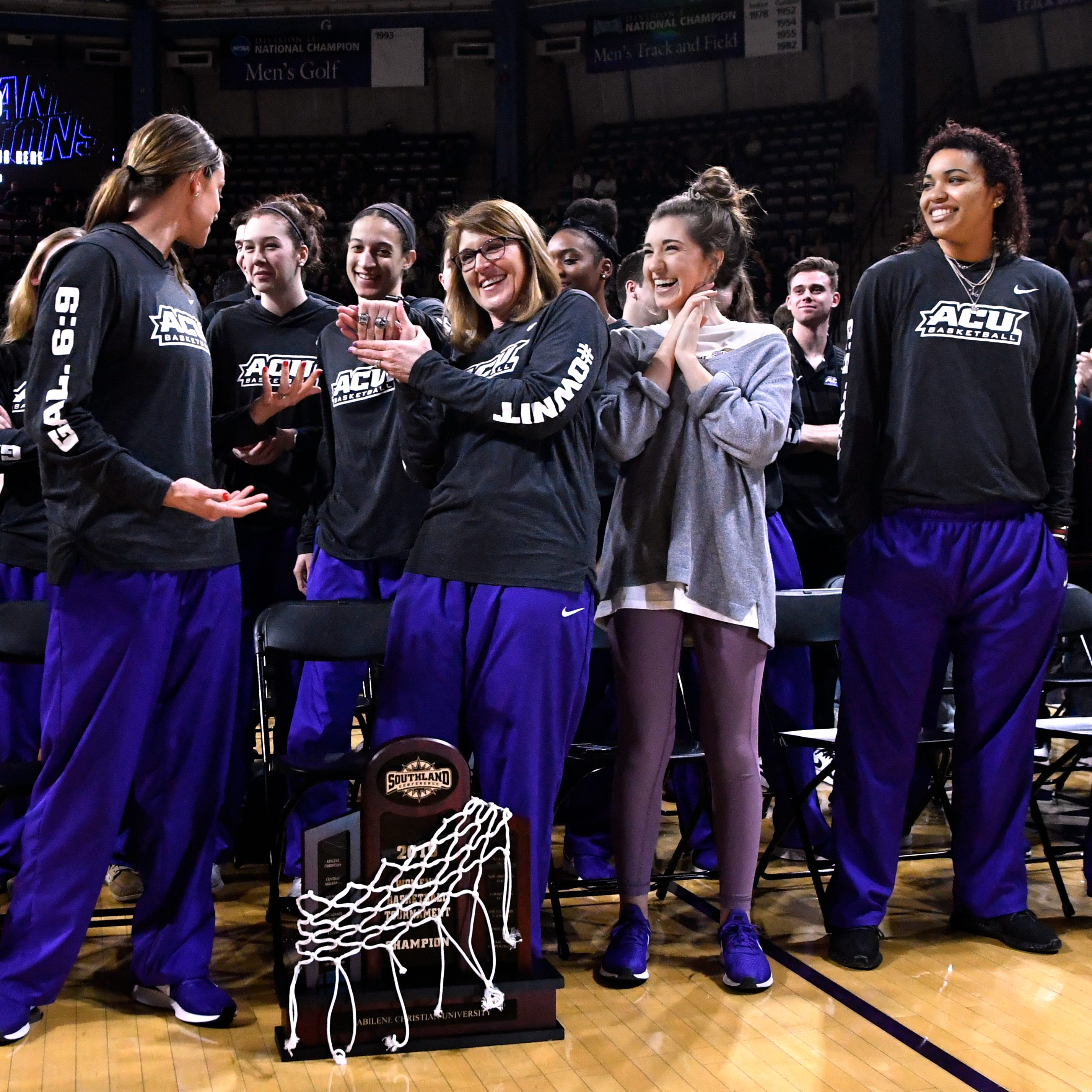 Pride, excitement as Abilene Christian University campus enjoys first tournament selection