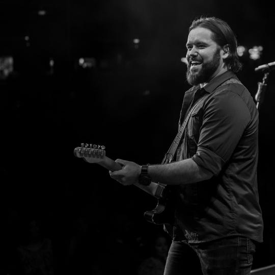 Mike Ryan in action. The country music singer returns to Abilene for a Saturday afternoon show at Outlaws & Legends.