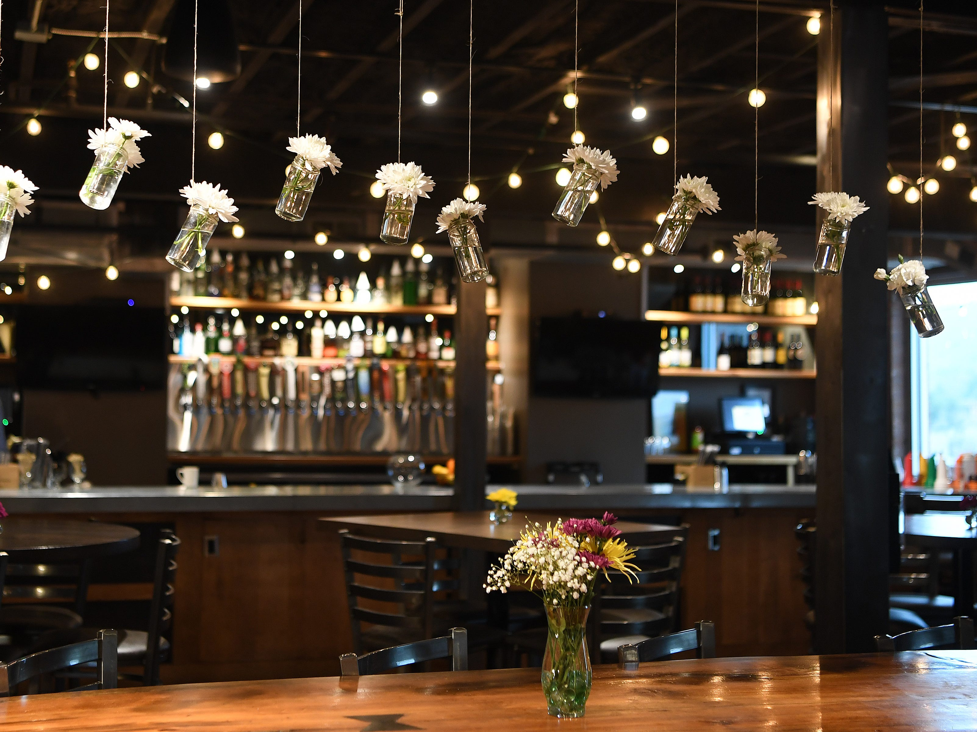 The Daphne room event space at Daphne at Twisted Laurel is available for events.