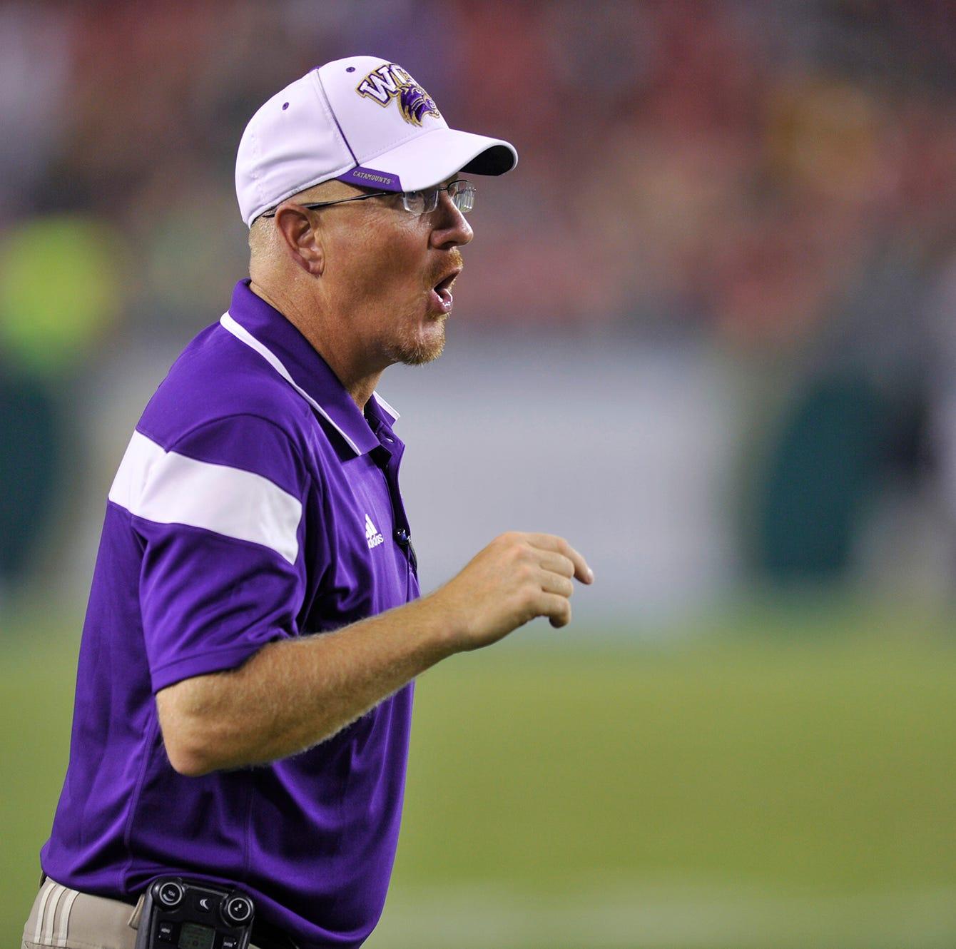 Former Alabama quarterback among two hirings for Western Carolina football staff
