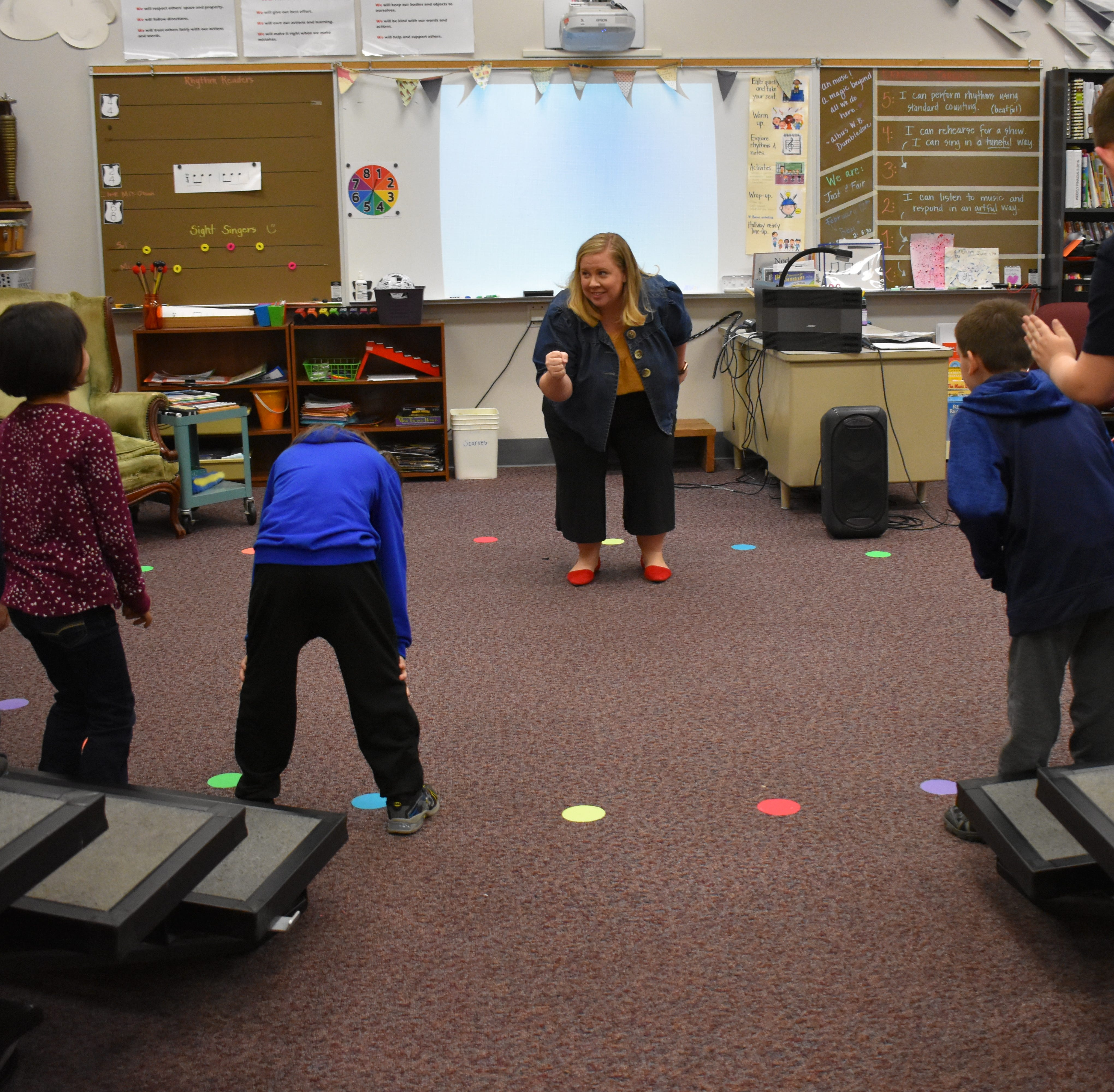 Teacher spotlight: Katie Olson, East Port Orchard Elementary