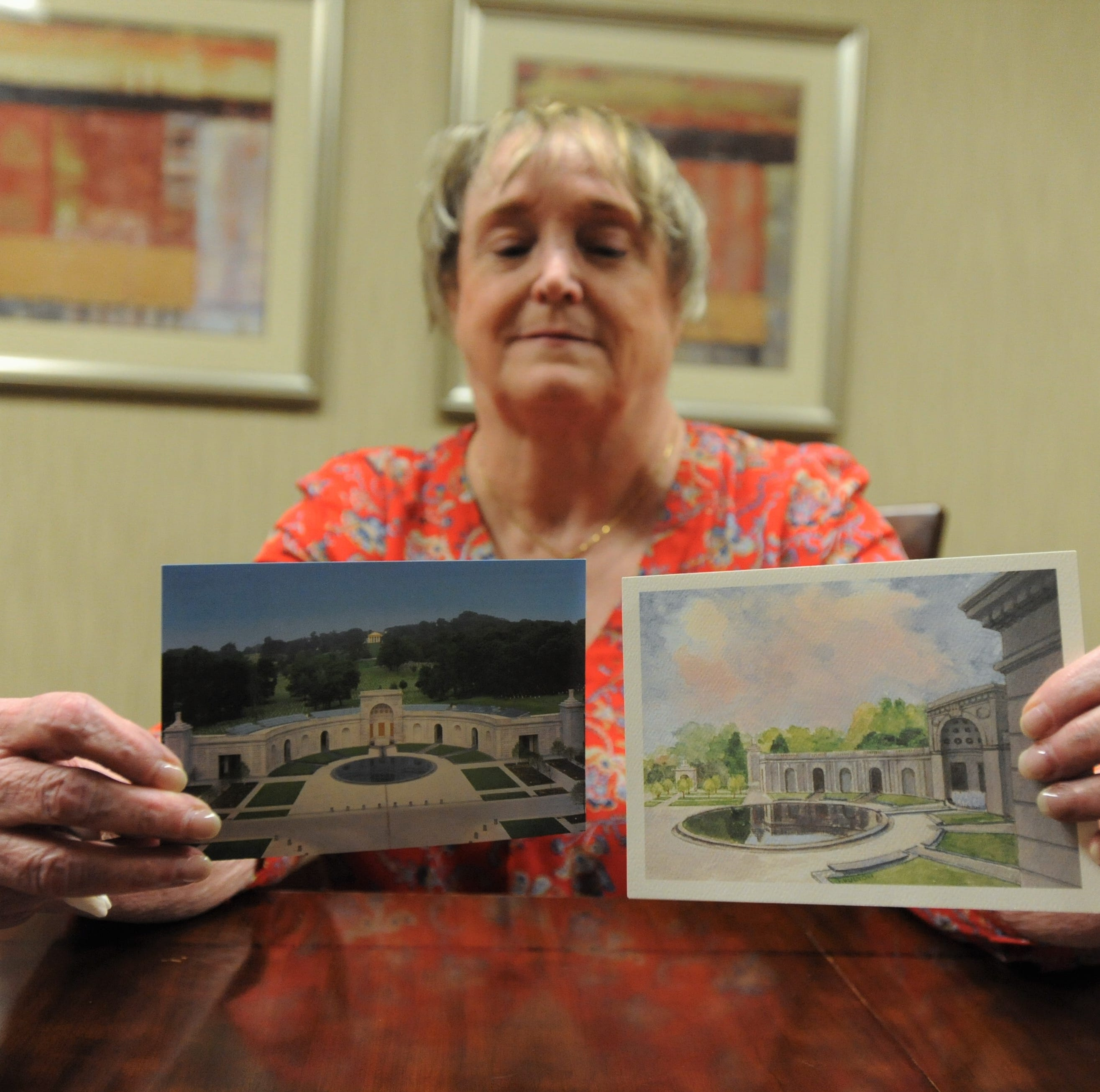 Trip to Women in Military Service for America Memorial won't soon be forgotten by local veteran