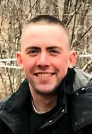 Burlington Police Officer Cory Campbell