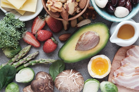 In the Ketogenic diet, fat intake is in the range of 80% of total calories.