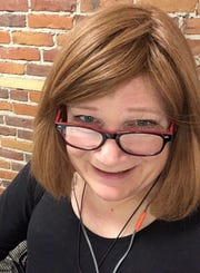 Brenda Churchill an LGBTQ advocate in Vermont poses in an undated selfie.