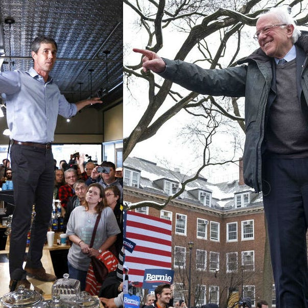VT Insights: What it means that Beto O'Rourke beat Bernie Sanders' fundraising record