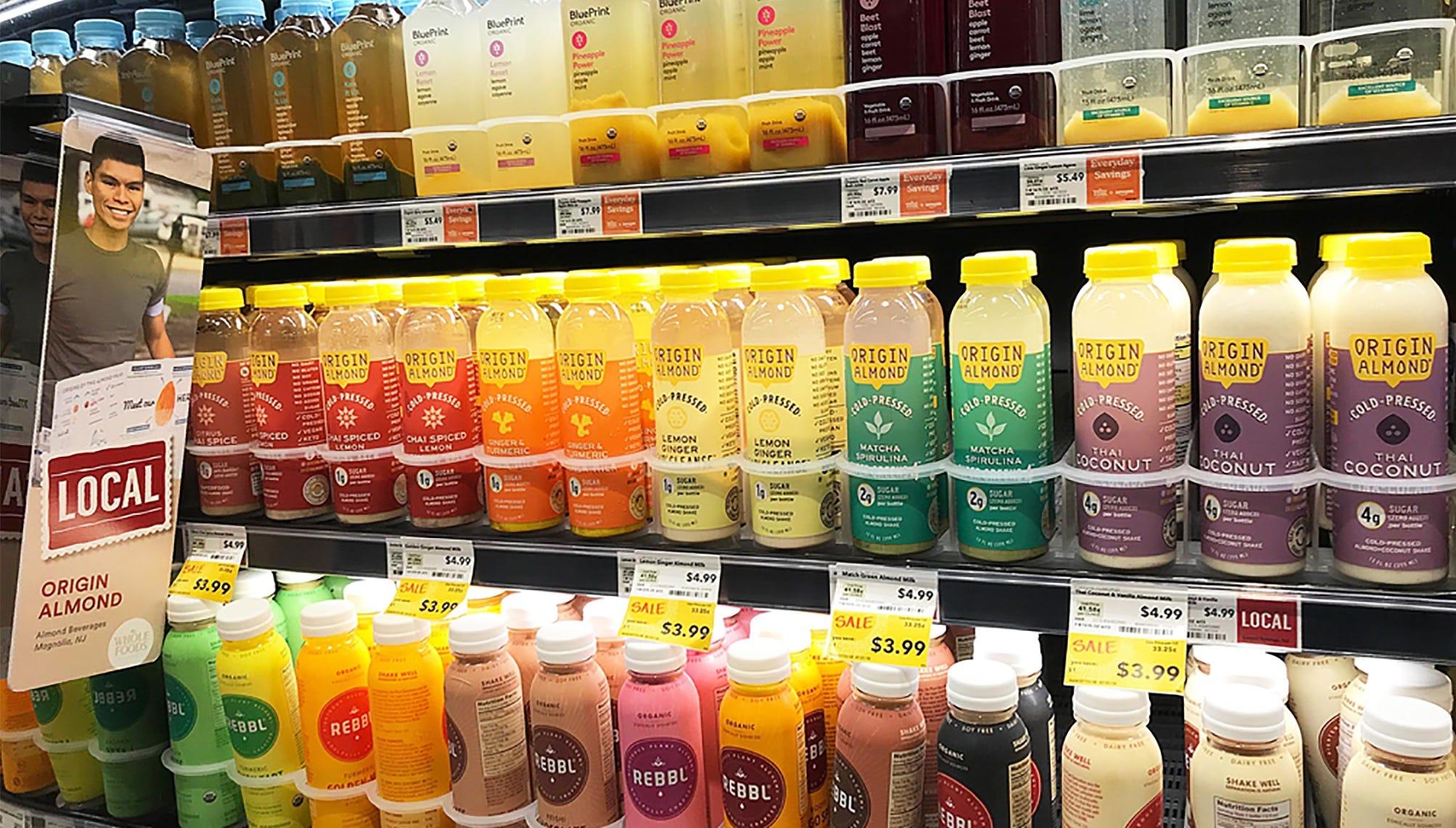 South Jersey business: Kraft Heinz 'incubates' Laurel Springs almond juice company