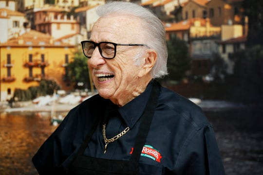 Buddy LaRosa opened his first pizzeria on Boudinot Avenue in 1954. His sons have joined him in the business, and there are now more than 60 LaRosa's pizzerias in Ohio, Kentucky and Indiana.