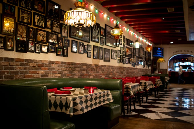 Sorrento's Italian Joint reopened this year in Norwood.