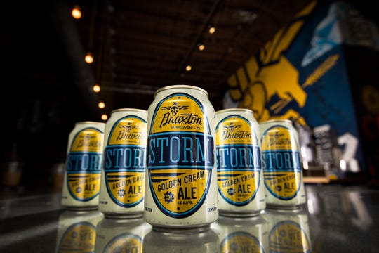 Braxton Storm, one beer that will be sold at FC Cincinnati games