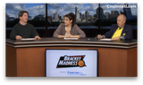 Bracket Madness with hosts Paul Daugherty and Lindsay Patterson as they talk with Terry Nelson and Furniture Fair's Ed Hartman about their brackets.